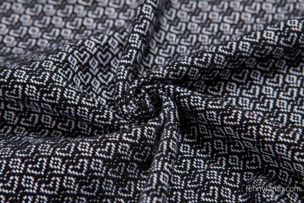 einkaufstasche hergestellt aus gewebtem stoff 100 baumwolle little love harmony. Black Bedroom Furniture Sets. Home Design Ideas