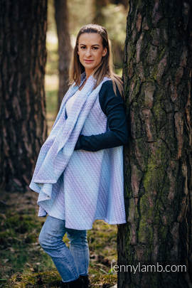 Langer Cardigan - Größe S/M - Little Love Breeze